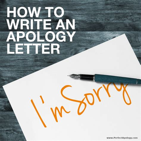 How To Write An Apology Letter To A Friend