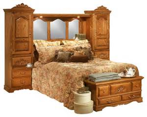 Pier Wall Bedroom Set Pier Wall Carving Detail Bedroom Set King Contemporary