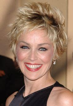 how to style sharon stones short hair style 12 impressive sharon stone short hairstyles pretty designs