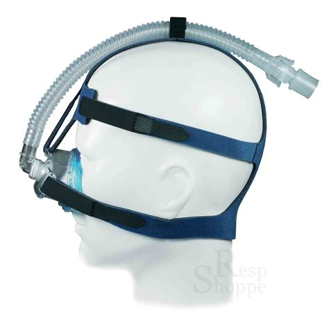 comfortable cpap mask iq blue cpap nasal mask