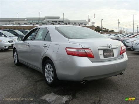 2009 Toyota Camry Xle V6 2009 Toyota Camry Xle V6 In Classic Silver Metallic Photo