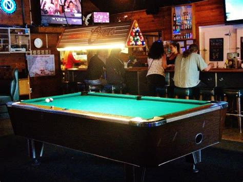 pubs with pool tables near me pool table and the bar picture of sextant bar galley