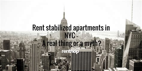 Apartments In Nyc Rent Stabilized Rent Stabilized Apartments In Nyc A Real Thing Or A Myth