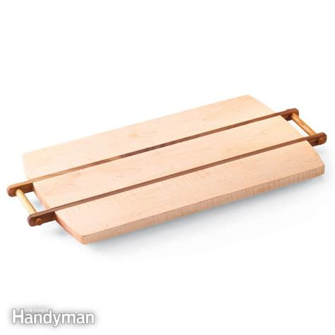 one board woodworking projects how to make a wooden chopping board and serving tray the