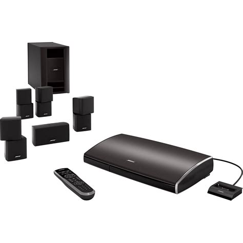 bose lifestyle v25 home entertainment system 318042 1100 b h