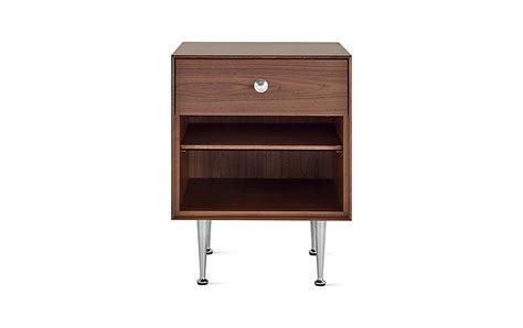 thin bedside table nelson thin edge bedside table herman miller