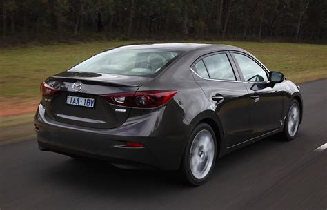 mazda 6 or mazda 3 2014 mazda 3 v old mazda 3 comparison review caradvice