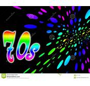 70s Background Stock Illustration Image Of 1980 Abstract