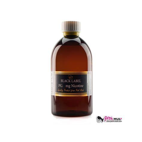 Pg Usp Glikol Liquid Vape 500 Ml nikotinska otopina pg black label 6 mg 500 ml