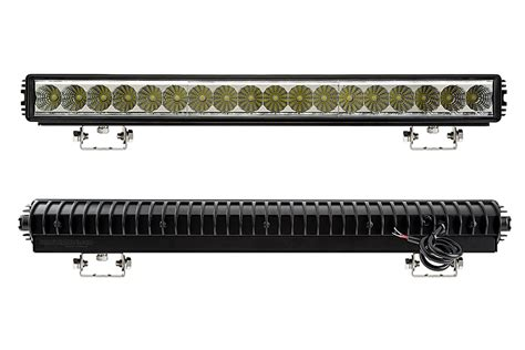 Led Offroad by 21 Quot Road Led Light Bar 34w 4 050 Lumens Led Work