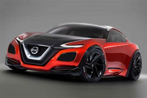 nissan sports car models nissan z sports car to spawn 475bhp v6 nismo model