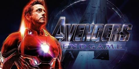 iron man avengers endgame suit starks final