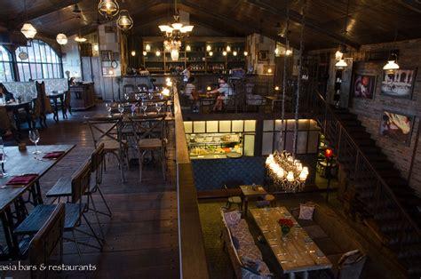 bistrot vintage cafe lounge restaurant seminyak