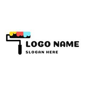 design logo in paint free paint logo designs designevo logo maker