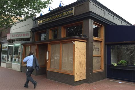the chesapeake room barracks row eatery to reopen this week after renovation hill now