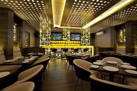 blend brew lounge bar  cs architects mumbai
