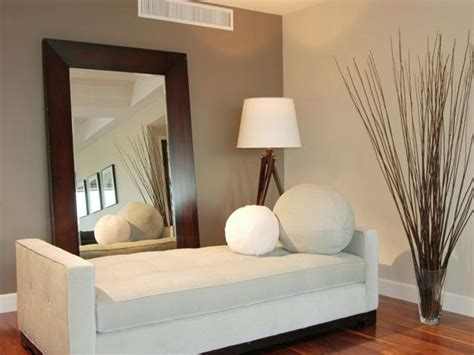 accent walls how to hang a heavy mirror hgtv