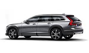 Volvo Is Made In What Country Volvo V90 Cross Country Archives Performancedrive