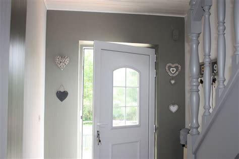 deco couloir gris et blanc couloir photo 4 7 3507561