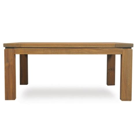 40 Square Coffee Table Lloyd Flanders 40 Quot Square Distressed Teak Cocktail Table 286044