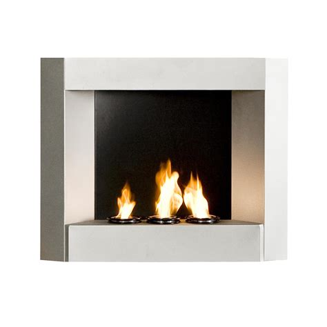 amazoncom sei contemporary wall mount gel fuel fireplace