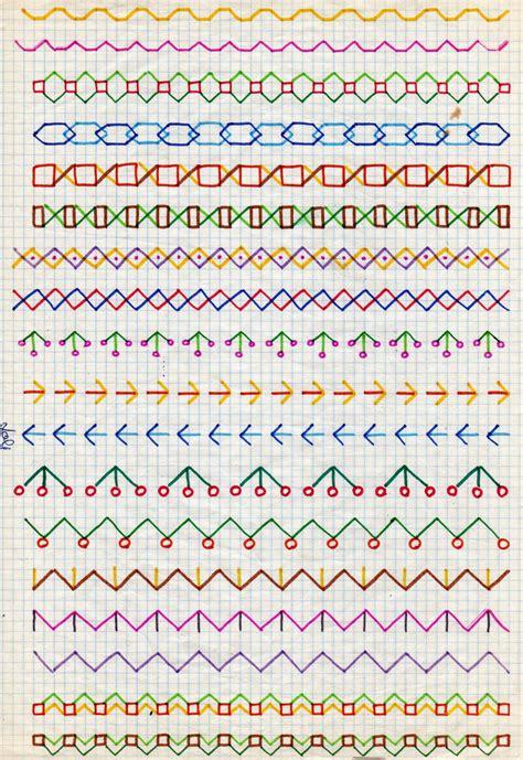 cenefas en cuadricula artestudio dibujos en cuadr 237 cula