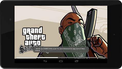 gta san andreas download full version for android download game gta san andreas v1 07 for android full apk