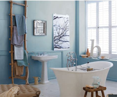 tranquil bathroom ideas is blue the colour livinghouse