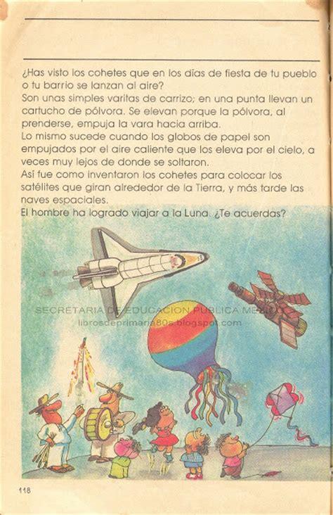 libro el hombre de mi libros de primaria de los 80 s el hombre viaja al espacio mi libro de segundo lecturas