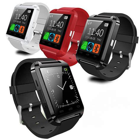 bluetooth smart watch wristwatch u8 fit for smartphones 2015 hot smart bluetooth watch mtk wristwatch smartwatch