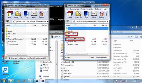 ali editor tutorial tutorial decompile dan compile apk menggunakan apktool