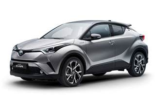 Toyota Total Electric Car Toyota 2017 C Hr Hybrid Crossover Important For Europe