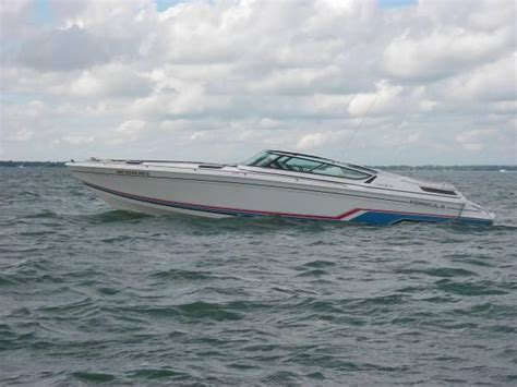 used formula boats michigan used power boats high performance formula boats for sale