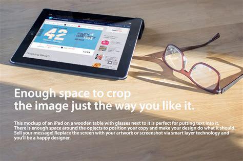 web design mockup ipad app real photo ipad mockup by fresh design elements