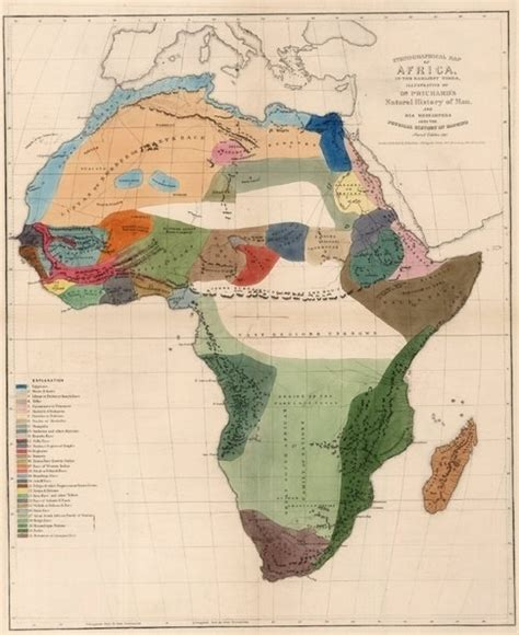 africa map 1500 africa s maps from 1500 to our days africa is back quora