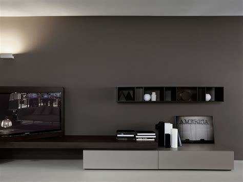 100 living room colored wall shelves interesting tv console mood board condominium