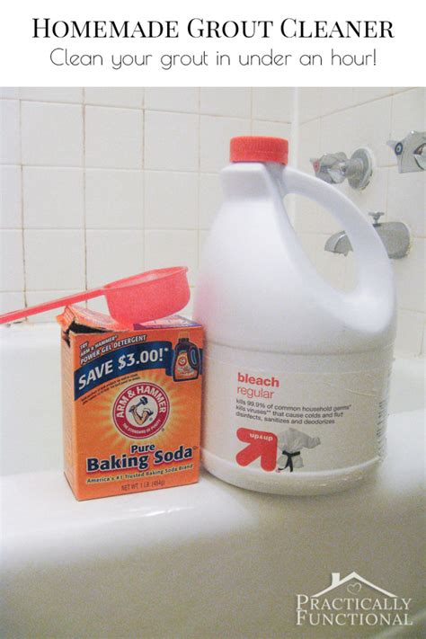 how to clean bathroom floor with bleach how to clean tile grout easily 10 diys shelterness
