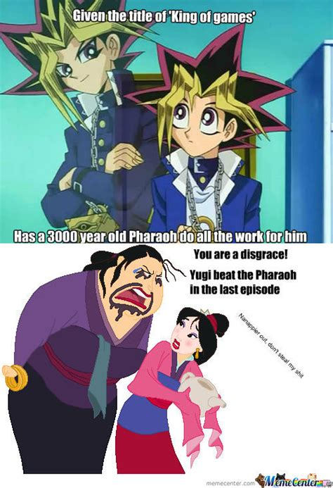 Yugi Meme - rmx lazy yugi by nanappier meme center