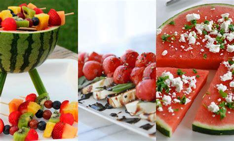 bootje supermarkt watermeloen recepten 9x frisheid in de zomer like