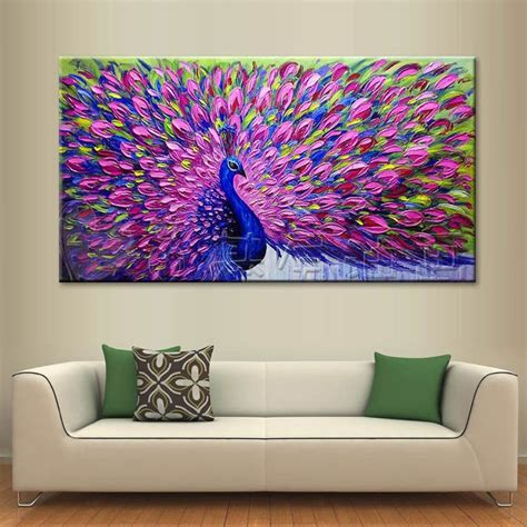 modern painting ideas best 20 peacock decor ideas on pinterest peacock