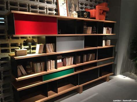 Rak Buku Dinding Cantik desain rak modern ini bikin buku yang dipajang tambah cantik urbanindo rumah dijual