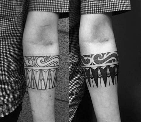 tattoo armband designs for men 50 tribal armband designs for masculine ink ideas