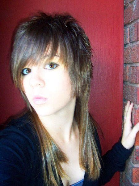 fashion gallery emo hairstyle