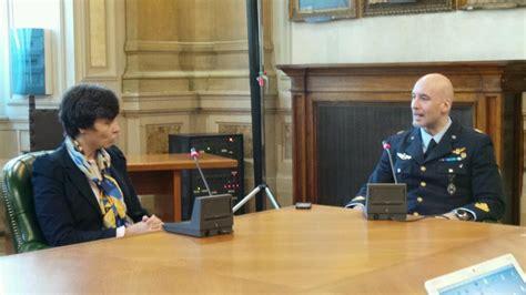 ministro istruzione governo letta parmitano incontra il ministro carrozza e loda il governo
