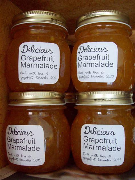 printable labels for homemade jam jar labels for my grapefruit marmalade paper doily