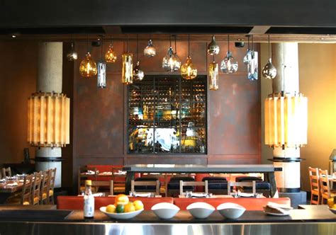 Commercial Lighting Fixtures For Restaurants Commercial Hospitality Lighting Design Of Bocanova Restaurant Oakland 171 United States Design