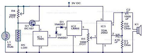Alat Ukur Ph Sederhana free circuit diagrams alarm ldr