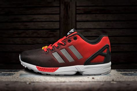 Adidas Zx Flux Reflection free adidas zx flux quot reflective quot black running shoes australia