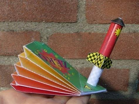 Rocket Papercraft - papercraft flying rocket tutorial dutchpapergirl