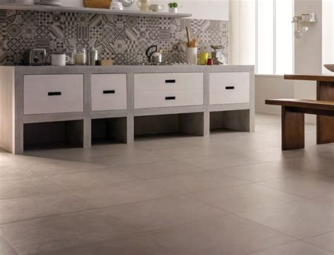 Block Ceramic Tiles With Matt Effect   InteriorZine